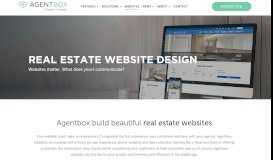 Fully Responsive Real Estate Website Design and ... - Agentbox