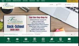 Fulton County Schools / Homepage
