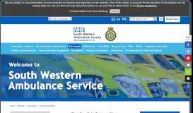 Get in touch - Welcome to SWASFT -