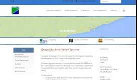 gis/mapping - Cook County Minnesota