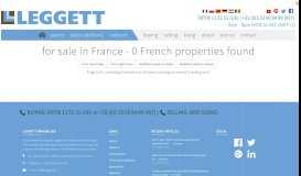 Gite for sale in France - 1557 French properties found | Listing Page ...
