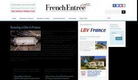 Gites in France - Buying & Running A Gite Business - FrenchEntrée