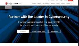 Global Partner Programs | Trend Micro