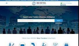Global Tenders: International Tenders, Government Tender Portal ...
