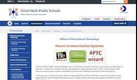 GNPS Parent Information - Great Neck Public Schools