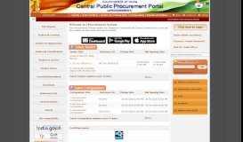 Government eProcurement System