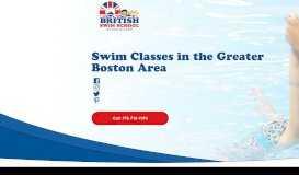 Greater Boston - British Swim School