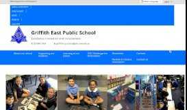 Griffith East Public School: Home