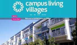 Griffith University Village – Gold Coast | My Student Village