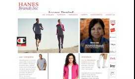 Hanesbrands Inc