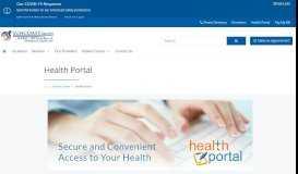 Health Portal   Suncoast OB/GYN and All Women's Midwifery & Health ...