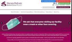 Healthcare That Revolves Around You » Slocum Dickson Medical ...