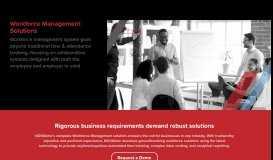 Healthcare Workforce Management - Novatime