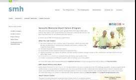 Heart Failure - Sarasota Memorial Health Care System