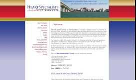 Heart Specialists Of Sarasota Pl