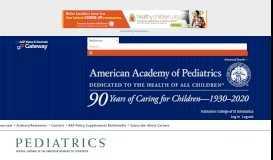 Hemostatic Abnormalities in Noonan Syndrome   Articles   Pediatrics