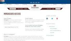HireAggies Access - Aggie Network