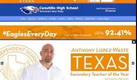 Home - Canutillo High School