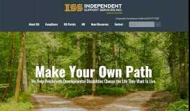 Home | Independent Support Services, Inc