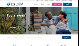 Home Mortgage | First Federal Bank of Kansas City