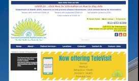 Home - Suncoast Community Health Centers, Inc., FL