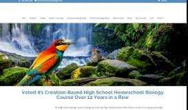 Homeschool High School Biology - Apologia