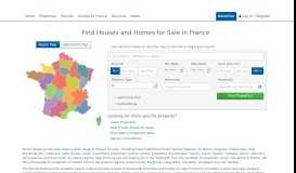 Houses and property for sale in France - French-Property.com