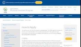 How to Apply | OHSU