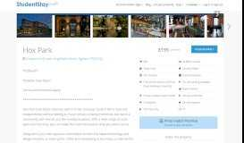 Hox Park - Student Stay