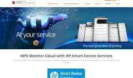 HP Smart Device Services - MPS Monitor
