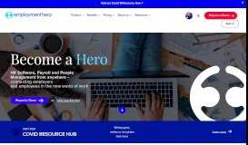 HR, Payroll & Benefits Software • Employment Hero