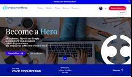 HR, Payroll & Benefits Software • Employment Hero