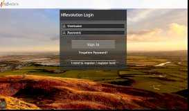 HRevolution Portal - SD Worx