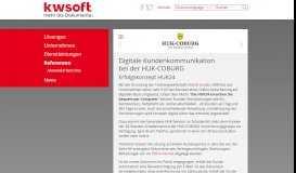 HUK-Coburg - kühn & weyh Software GmbH