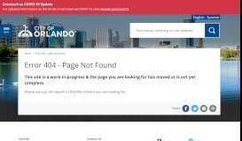Human Resources - City of Orlando