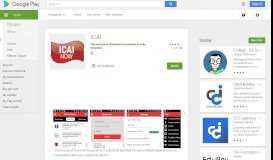 ICAI - Apps on Google Play