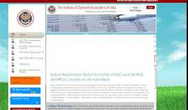 ICAI- Institute Of Chartered Accountants Of India
