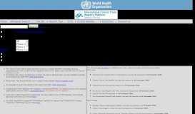 ICTRP Search Portal - World Health Organization