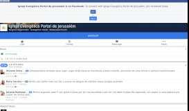 Igreja Evangélica Portal de Jerusalém - Home | Facebook