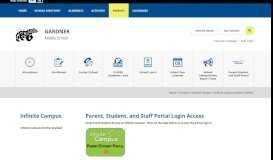 Infinite Campus / Infinite Campus (Online Grades)