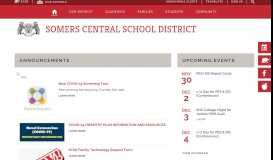 Infinite Campus Login - Somers Central School District
