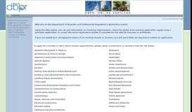 Initial CPA Corporation - Licensing Portal - Checklist Details