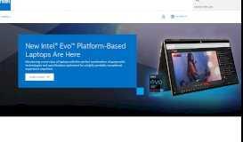 Intel Employee Portal