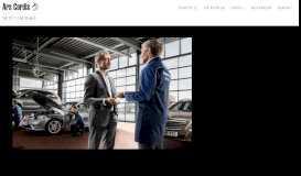 Interne Kommunikation für ein Service Portal der Daimler AG