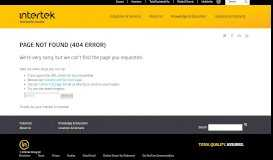 Intertek Launches Instant LCA Textile™ Web Portal