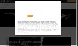 Investment Platforms   Investment Tools   BinckBank   Saxo Bank