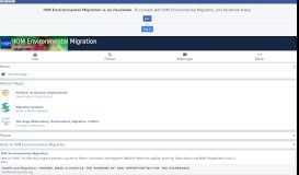 IOM Environmental Migration - Home   Facebook