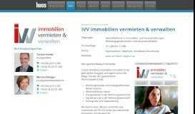IVV immobilien vermieten & verwalten | HUSS Unternehmensgruppe