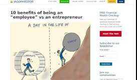 Jagoinvestor: Online Financial Planning service in India