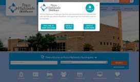 JC Blair Memorial Hospital |